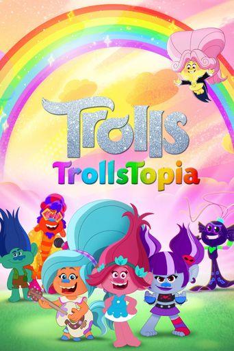Trolls: TrollsTopia Poster