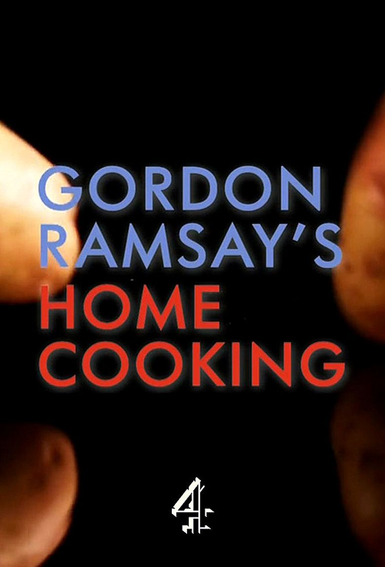 Gordon Ramsay's Home Cooking Poster