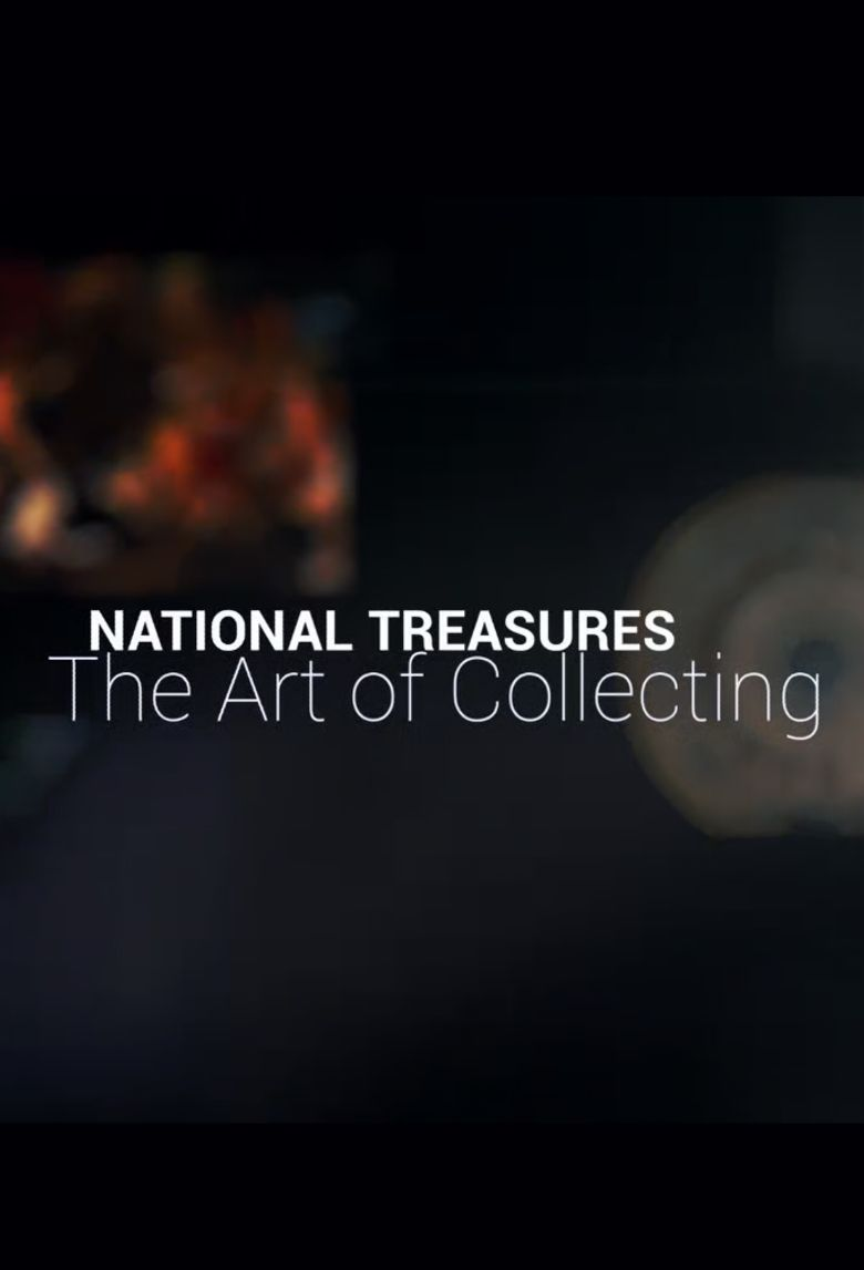 National Treasures: The Art of Collecting Poster