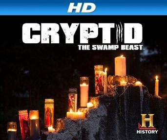 Cryptid: The Swamp Beast Poster