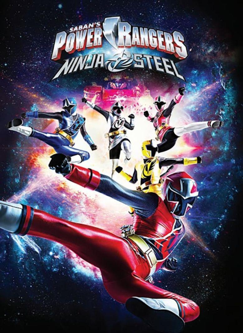 Power Rangers Ninja Steel Poster
