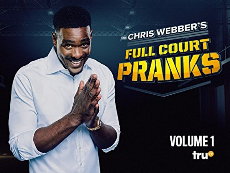 Chris Webber's Full Court Pranks Poster