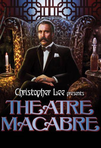 Theatre Macabre Poster