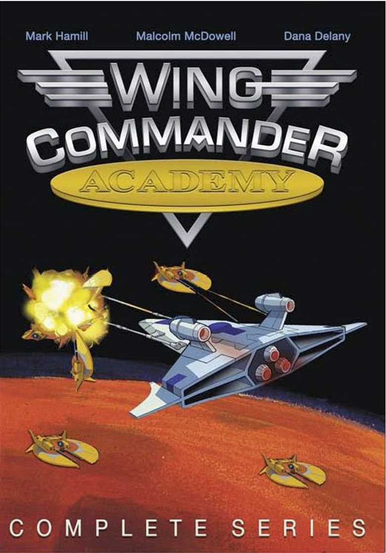 Wing Commander Academy Poster