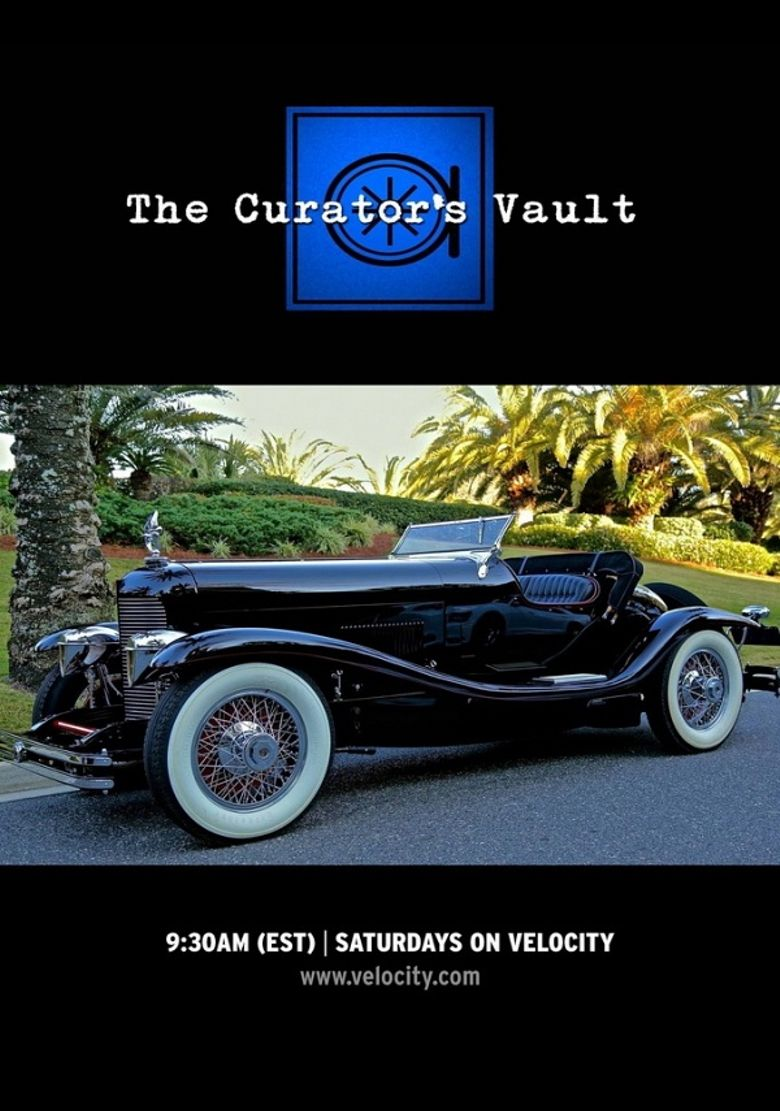 Curator's Vault Poster