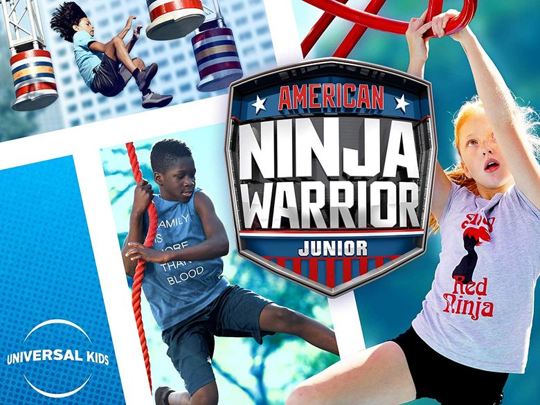 American Ninja Warrior Junior Poster