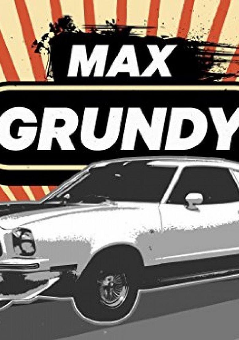 Max Grundy Poster