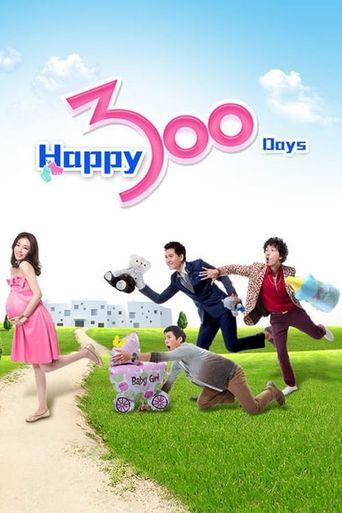 Happy 300 Days Poster
