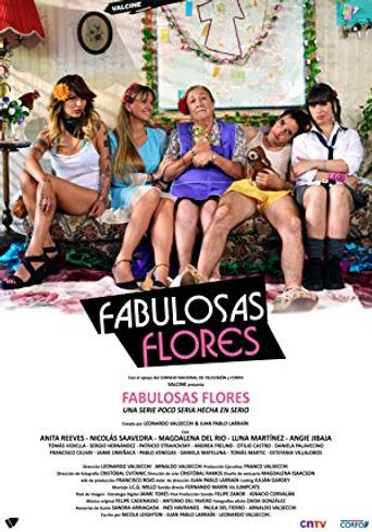 Fabulosas Flores Poster