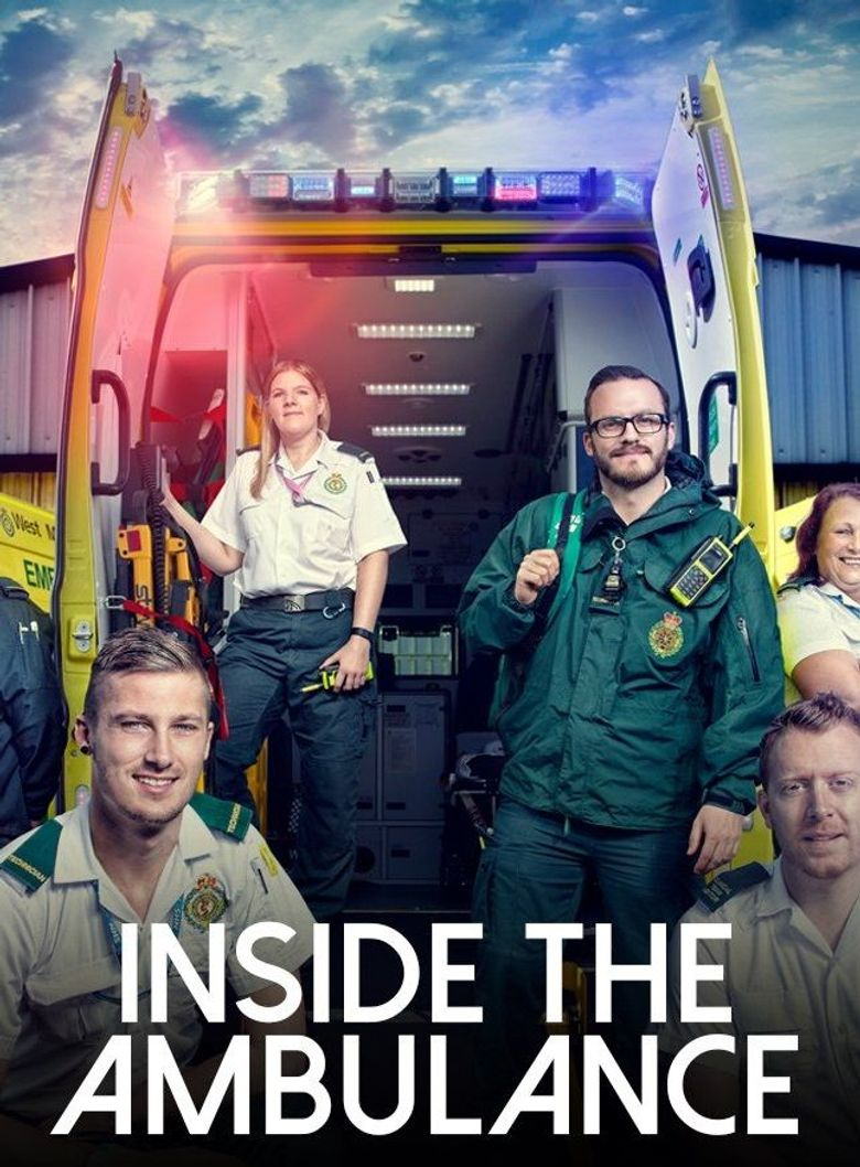 Inside the Ambulance Poster