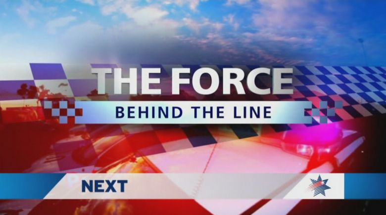 The Force: Behind the Line Poster