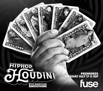 Hip-Hop Houdini Poster