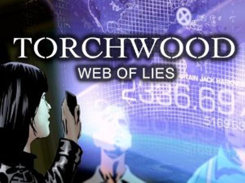 Torchwood: Web of Lies Poster