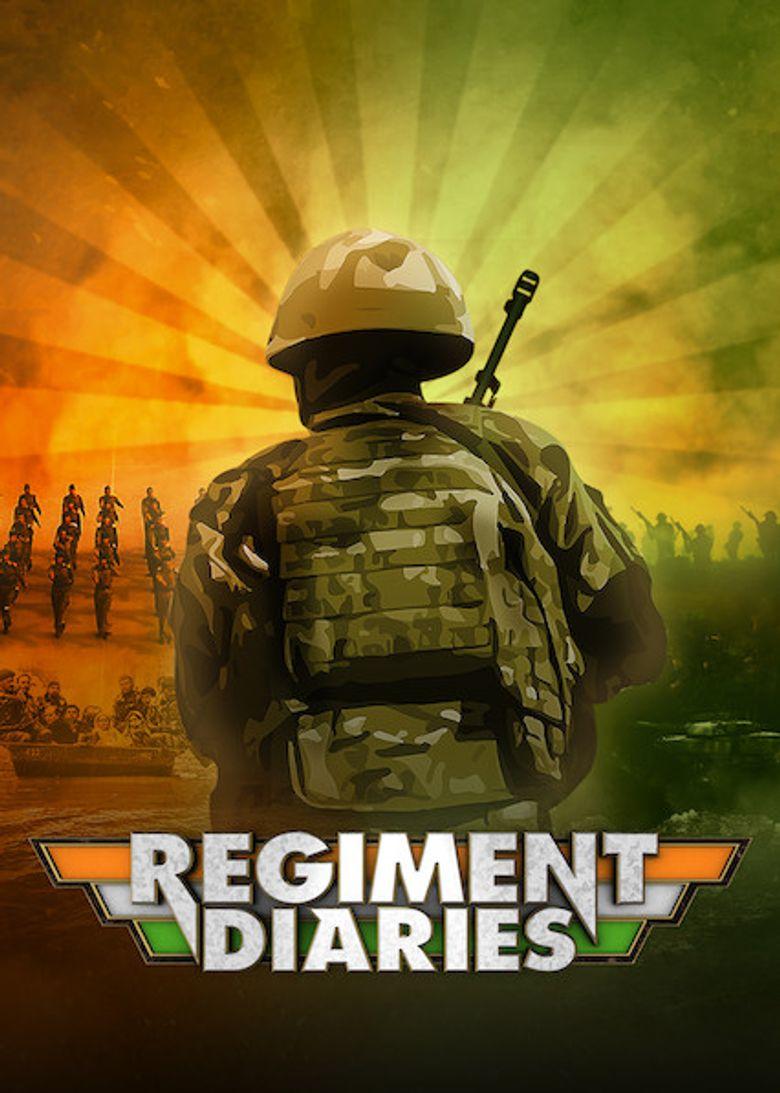 Regiment Diaries Poster