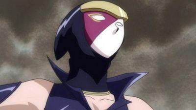 Season 01, Episode 22 Under the mask, the Amazing Resolution