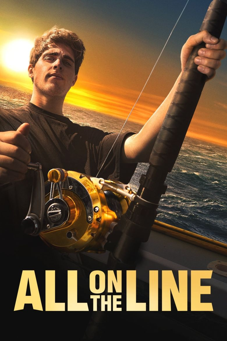All on the Line Poster