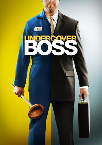 Watch Undercover Boss