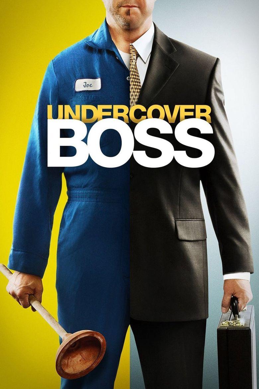 Watch Undercover Boss