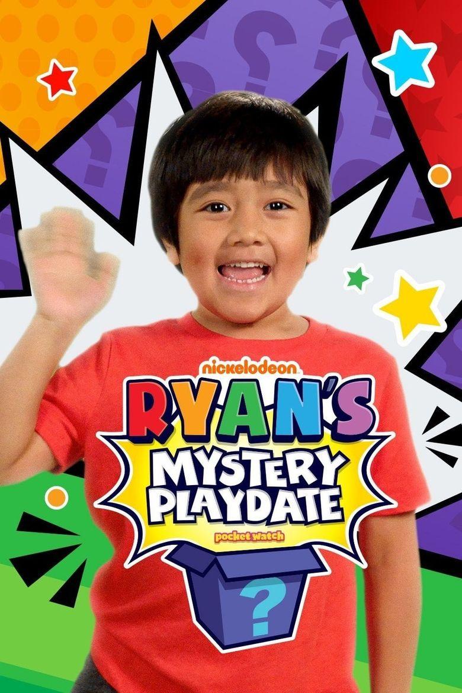 Ryan's Mystery Playdate Poster