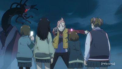 Season 03, Episode 01 Flying Memory