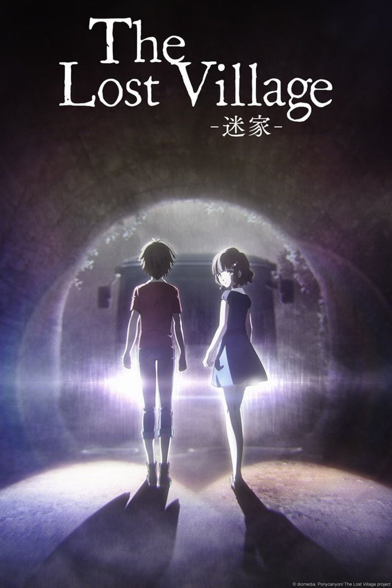 The Lost Village Poster