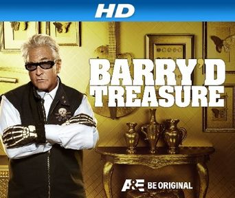 Barry'd Treasure Poster