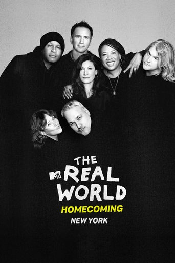 The Real World Homecoming: New York Poster