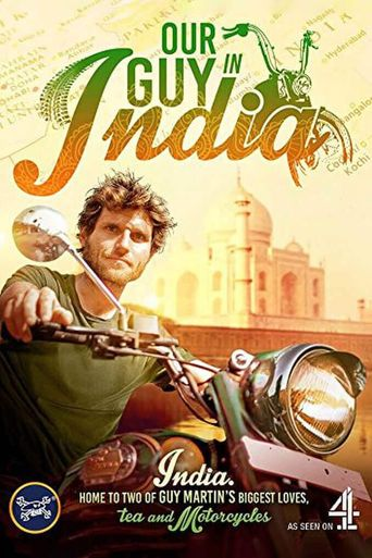 Our Guy in India Poster