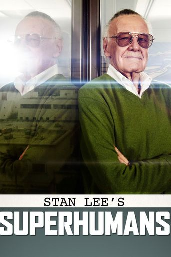 Stan Lee's Superhumans Poster