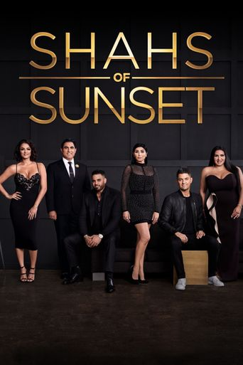 Shahs of Sunset Poster