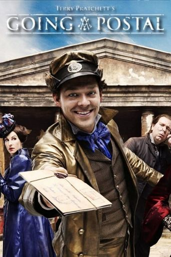 Going Postal Poster