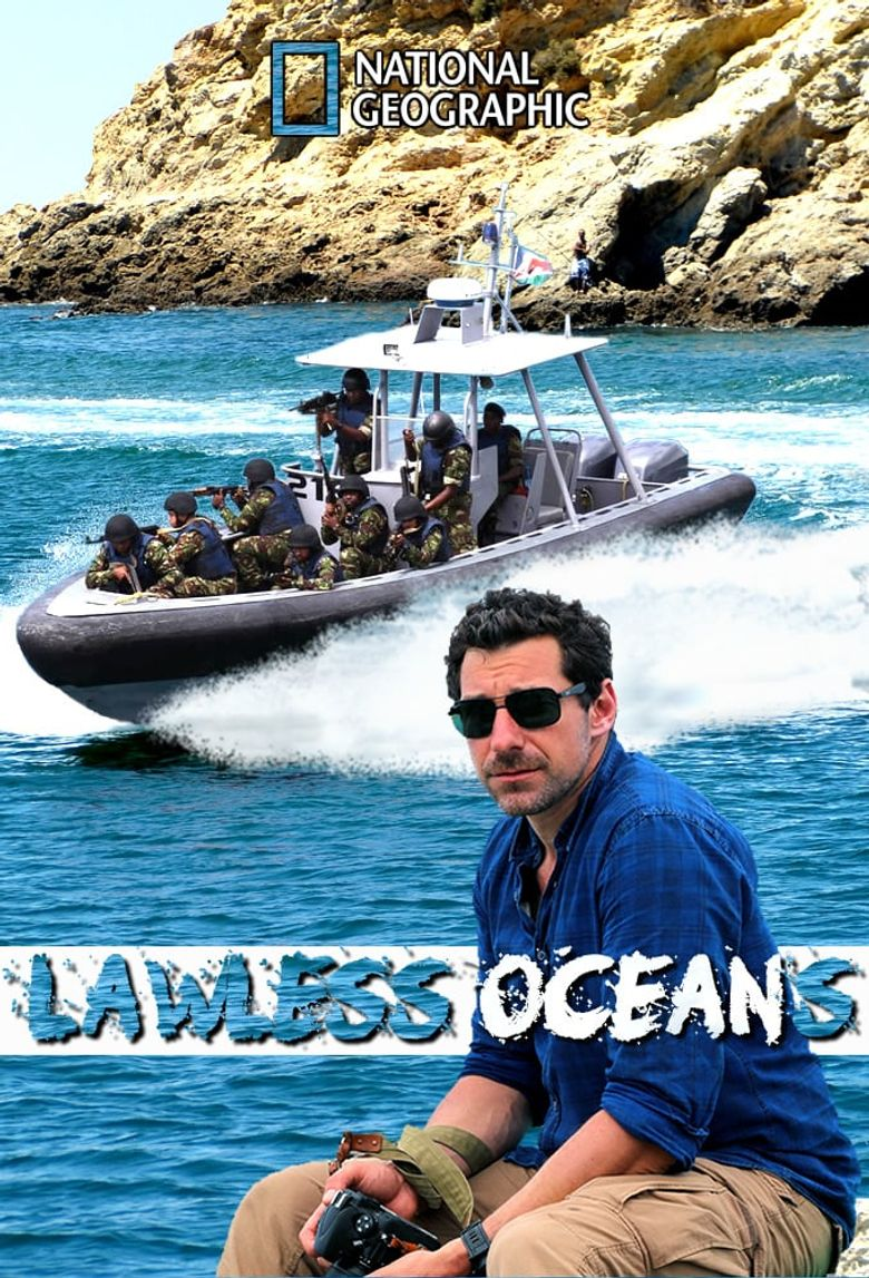 Lawless Oceans Poster