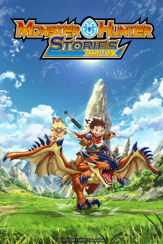 Monster Hunter Stories: Ride On Poster