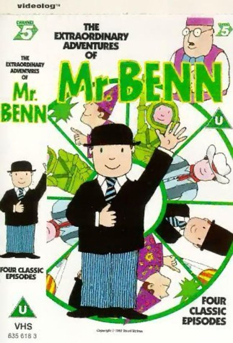Mr. Benn Poster