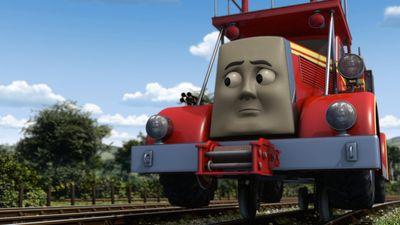 Season 16, Episode 07 Thomas and the Rubbish Train