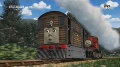 Season 16, Episode 20 Christmas Tree Express