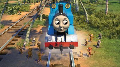 Season 22, Episode 08 Thomas and the Monkey Palace
