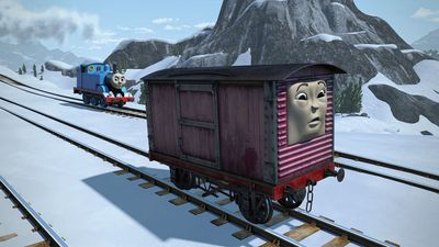 Season 22, Episode 17 Runaway Truck (Runaway Car)