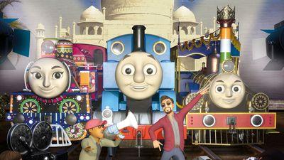 Season 22, Episode 06 Thomas Goes To Bollywood