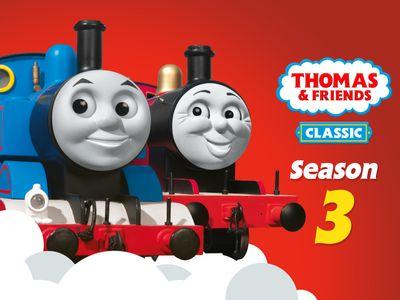 Season 03, Episode 26 Thomas & Percy's Christmas Adventure