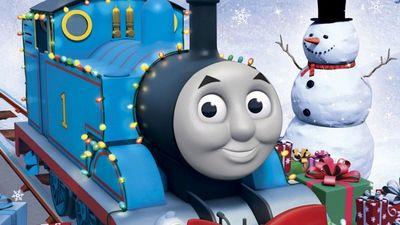 Season 01, Episode 60 Very Thomas Christmas