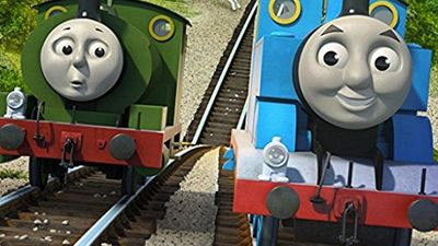 Season 01, Episode 187 Tales On The Rails