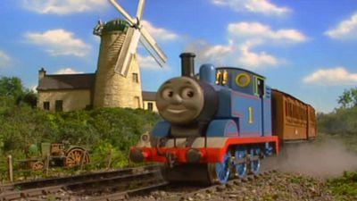Season 01, Episode 70 Fun On The Rails