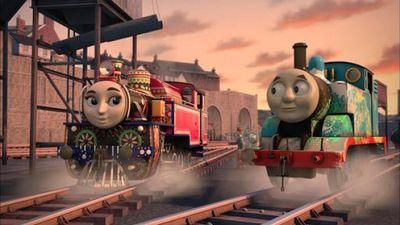 Season 01, Episode 189 The Great Race