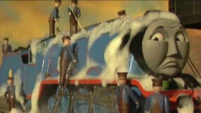 Season 01, Episode 33 Come Ride the Rails