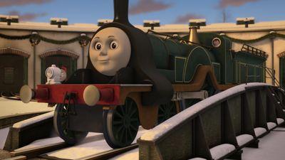 Season 01, Episode 196 Tinsel On The Tracks