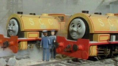 Season 01, Episode 39 James Goes Buzz Buzz