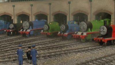 Season 01, Episode 41 Thomas & The Toy Workshop