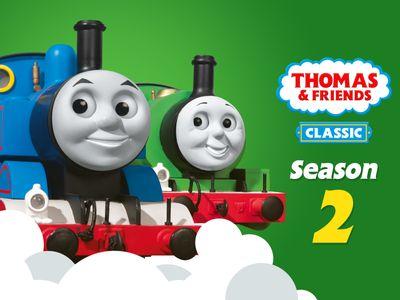 Season 02, Episode 26 Thomas & The Missing Christmas Tree