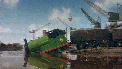 Season 02, Episode 11 Percy Takes a Plunge